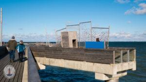 Spielplatz auf der Seebrücke Heiligenhafen