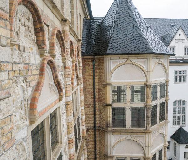 Architektur von Schloss Gottorf