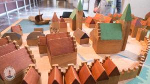 Spielplatz für Kinder im Schloss Gottorf