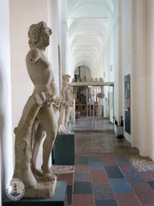 Flur im Schloss Gottorf