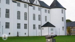 Rückseite von Schloss Gottorf