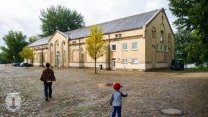 Nydamhalle vom Schloss Gottorf
