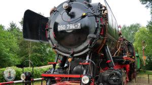 Eisenbahn im Freizeitpark Tolk-Schau