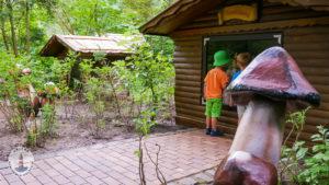 Märchenhütten im Freizeitpark Tolk-Schau