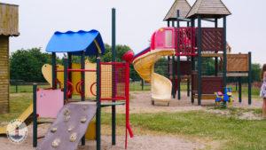 Spielplatz in Tolk-Schau