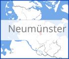 Karte von Neumünster