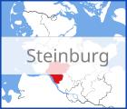 Karte von Steinburg