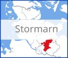 Karte von Stormarn